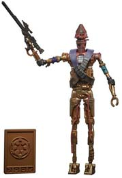 Star Wars The Mandalorian Ig 11 The Black Series Credit Collection Action Figure