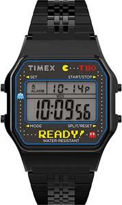 Timex T80 X Pac Man 34mm Digital Watch