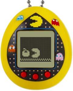 Tamagotchi Yellow Maze Pac Man Device