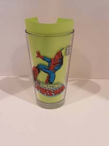 The Amazing Spiderman Glass