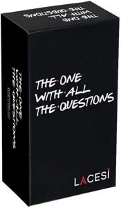 The One With All The Questions Trivia Game