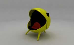 The Pac Man Chair