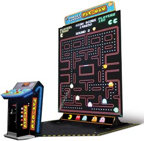 The Worlds Largest Pac Man