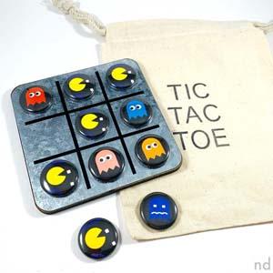 Tic Tac Pac Man