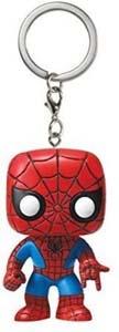 Tiny Spiderman Keychain