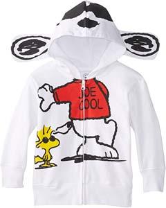 Toddler Snoopy Joe Cool Character Hoodie