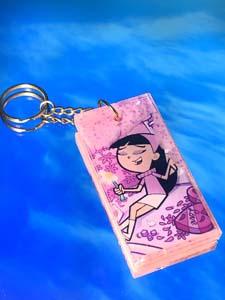 Trixie Keychain