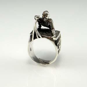 Unique Spiderman Ring For Men