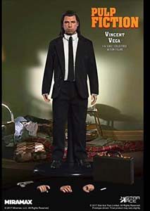 Vincent Vega 1 To 6 Scale Action Figure