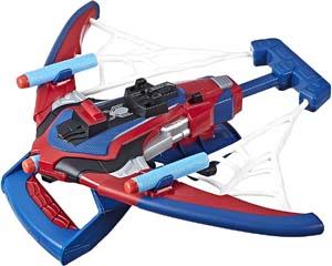 Web Shots Spiderbolt Nerf Powered Blaster Toy