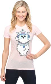 Women's Rick And Morty Snuffles Tee