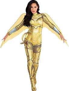 Wonder Woman 1984 Golden Eagle Armor Costume