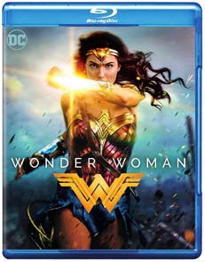Wonder Woman Blue Ray Dvd