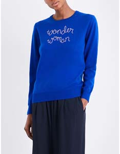 Wonder Woman Cashmere Luxury Sweater