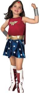 Wonder Woman Childs Costume