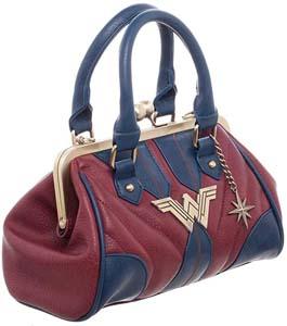 Wonder Woman Inspired Womens Handbag