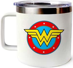 Wonder Woman Insulated Mug