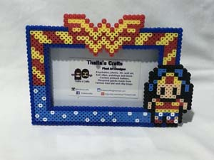 Wonder Woman Picture Frame
