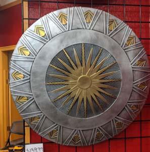 Wonder Woman Shield Replica