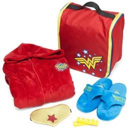 Wonder Woman Spa Set
