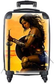 Wonder Woman Suitcase