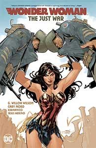 Wonder Woman Vol 1 The Just War Comic Book