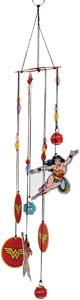 Wonder Woman Wind Chime