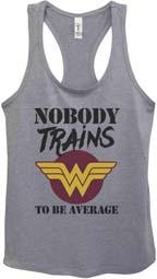 Wonder Woman Workout Tank Top