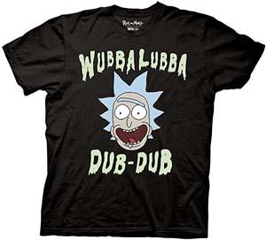 Wubbalubba Dub Dub T Shirt