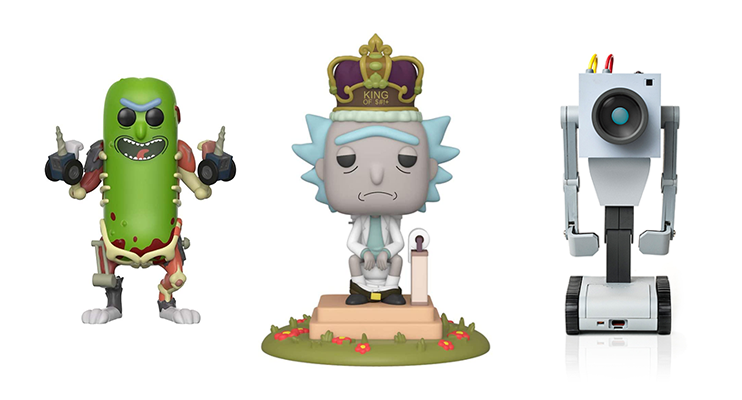 Best Rick And Morty Gift Ideas