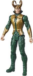 Avengers Marvel Titan Hero Series Blast Gear Loki Action Figure