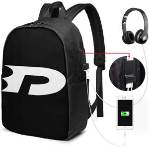 Danny Phantom 17 Inch Backpack With Usb