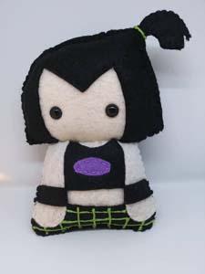 Danny Phantom Handmade Plush Toys