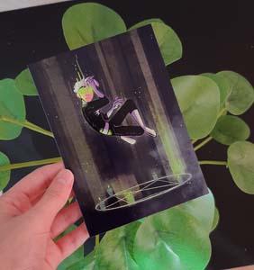 Danny Phantom Spooky Print