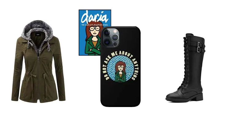Daria Gifts And Merchandise
