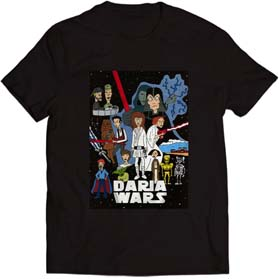 Daria Wars T Shirt