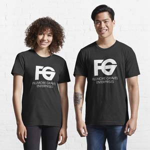 Fillmore Graves T Shirt