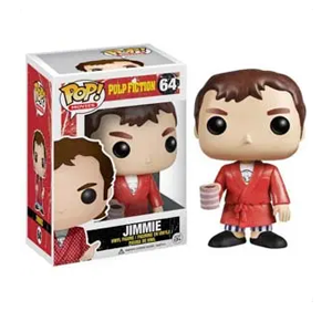 Funko Pop Jimmie With Mug Vinyl Figure