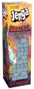 Godzilla Extreme Edition Jenga