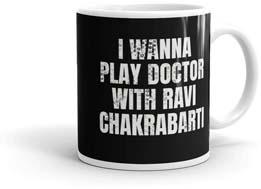 I Wanna Play Doctor With Ravi Mug