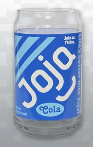 Joja Cola Glass