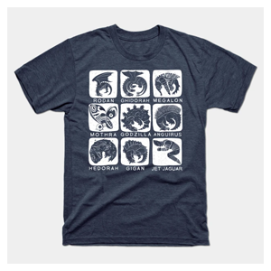 Kaiju Are Cyclical T Shirt
