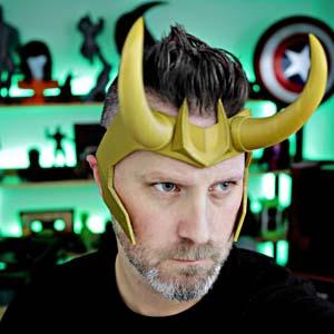 Loki 3d Printed Crown
