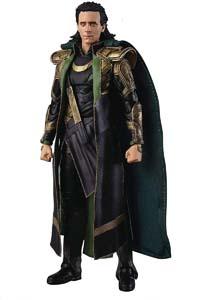 Loki Bandai Tamashii Nations Figure