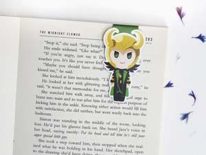 Loki Magnetic Bookmark