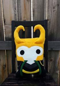 Loki Plush Pillow
