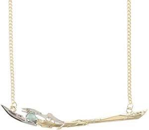 Loki Scepter Necklace