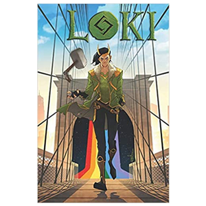 Loki The God Who Fell To Earth Trade Paperback