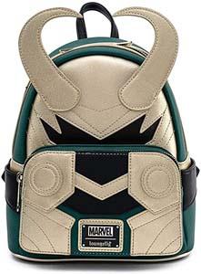 Loungefly X Marvel Loki Mini Backpack