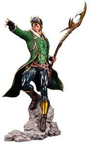 Marvel Loki Artfx Statue